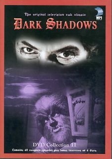 Dark Shadows   Collection 11 DVD, 2004, 4 Disc Set