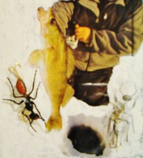 Sporting Goods > Outdoor Sports > Fishing > Ice Fishing