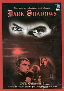Dark Shadows   Collection 9 DVD, 2003, 4 Disc Set