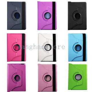 Degree Rotary stand Leather Case Cover for  Kindle Fire Tablet