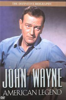 John Wayne American Legend DVD, 2004