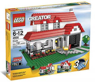 brand new lego creator house 4956 time left $ 200