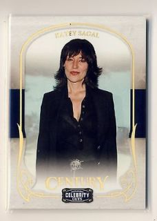 2008 Celebrity Cuts Century Gold Katey Sagal Sons of Anarchy Married