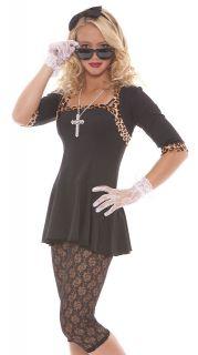 Junior Teen 80s Celebrity Pop Star Madonna Halloween Fancy Dress