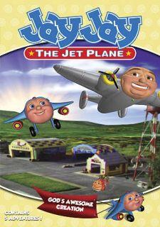 Jay Jay the Jet Plane Gods Awesome Creation