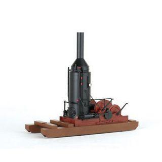 Bachmann 92699 G Scale Log Skidder Non Operating New
