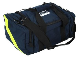 squad trauma bag emt ems paramedic navy blue new time