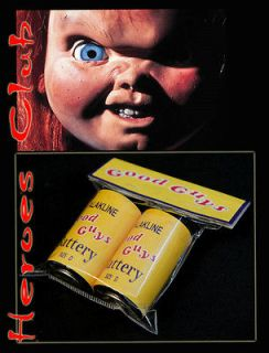 Life Size Chucky Doll Battery Good Guys Custom Prop Replica Childs