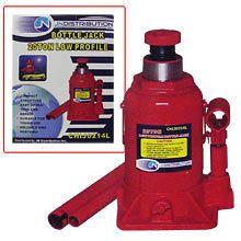 LOW PROFILE BOTTLE JACK SHOP Automotive Garage Lift Hoist Tools Jacks