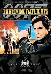The Living Daylights DVD, 2007