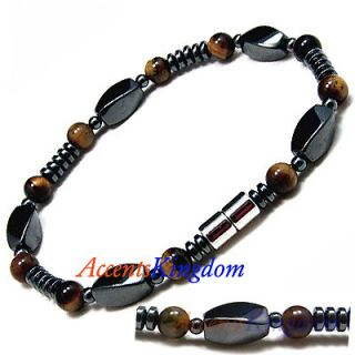 mens tiger eye bracelet in Jewelry & Watches