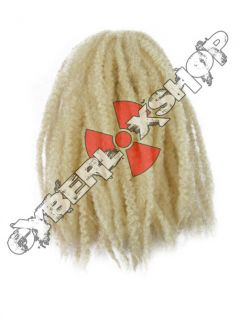 KANEKALONSTORE MARLEY BRAID AFRO KINKY HAIR #66 LIGHT BLONDE DREADS