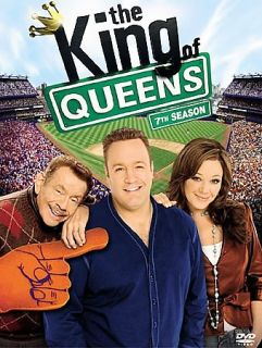 King of Queens   The Complete Seventh Season DVD, 2007, 3 Disc Set
