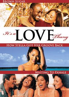 Its a Love Thang Box Set DVD, 2009, 3 Disc Set