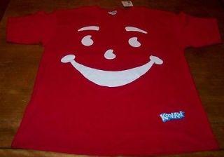 kool aid man t shirt large new w tag