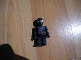 Marvel Comics Spiderman 3 Black Costume Kubrick Figure loose mint