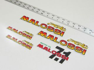 BIG BORE Rollers Decal Sticker KIT for your ETON ATV KYMCO Scooter