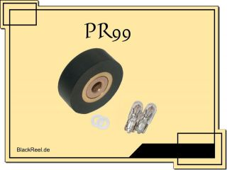 Revox PR99 PR 99 Service Kit 02 pinch roller lamps Reel to Reel Tape