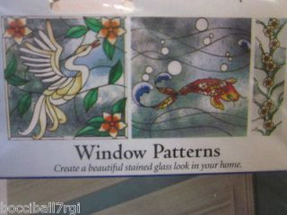 Etched, Frosted Glass Art - Pattern or Texture