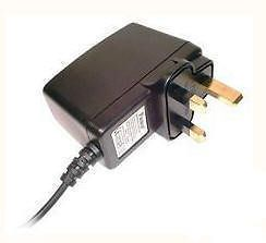 mains charger for mio knight rider gps kitt 300 time