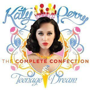 katy perry teenage dream the complete confection in CDs