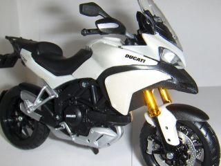 Ducati Multistrada 1200 s Maisto 1 12 Motorcycle Super Sport bike