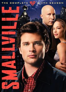 Smallville   The Complete Sixth Season DVD