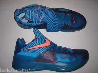 Mens Nike Zoom KD IV shoes sneakers new 473679 300 Year of the Dragon