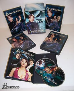 SEASON 4 COLLECTION 1 SCI FI KEVIN SORBO NEW (DVD, 2004, 2 Disc Set
