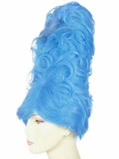 marge simpson gigantic huge beehive 1960s lacey costume wig more