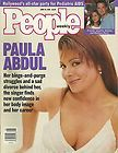Paula Abdul, Matthew Perry, Jennifer Aniston   June 19, 1995 People
