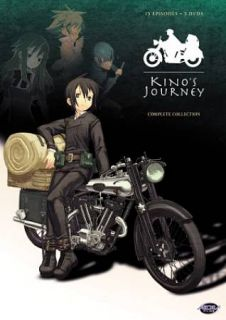 Kinos Journey   The Complete Collection DVD, 2011, 4 Disc Set