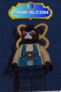 custom lego batman game minifig enemy bane 042a time left