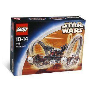 lego 4481 star wars hailfire droid  248