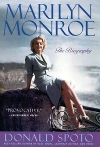 marilyn monroe the biography new by donald spoto time left