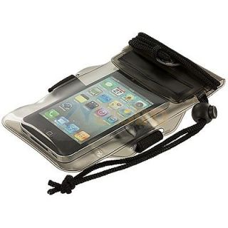 Black Waterproof Pouch Dry Bag Case Cover For Apple iPhone 5 5G 5th 4G