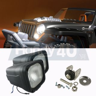 35W 55W HID Xenon Work Driving Running Light TRUCK ATV SUV John Deere