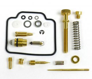 Yamaha YFM350U Big Bear 350 1999 Carb Carburetor Rebuild Repair Kit