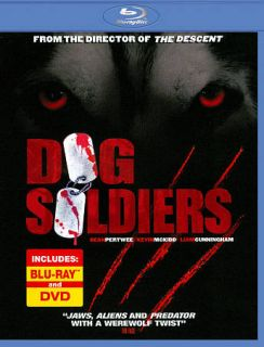 Dog Soldiers Blu ray DVD, 2010, 2 Disc Set