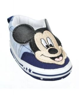 disney mickey mouse baby infant shoes 9 12 mth time