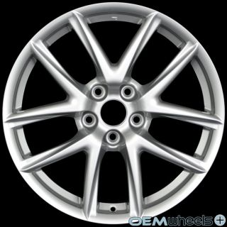 18 SILVER LFA STYLE WHEELS FITS LEXUS ES IS GS ISF RX LS HS SC MDX
