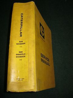 caterpillar 528 skidder grapple skidder service manual time left $