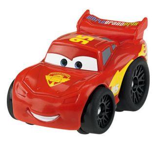 PRICE LITTLE PEOPLE WHEELIES DISNEY CARS 2 LIGHTNING MCQUEEN RACE CAR