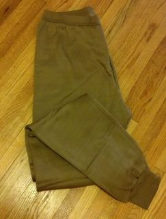 Thermal Underwear Fly Bottom Drawers ECWCS Military Issue NWT