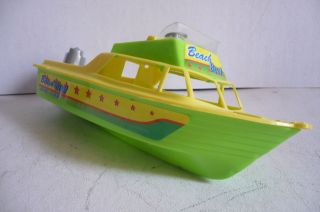 mexican beach boat yacht plastic toy car made in mexico