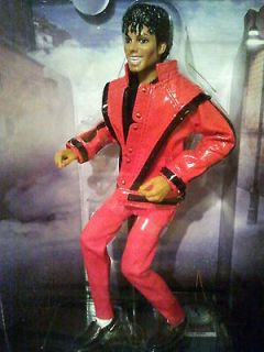 Bandai Michael Jackson Thriller Numbered 10 Doll Collectible Figure