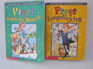 pippi longstocking book in Children & Young Adults