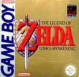 The Legend of Zelda Links Awakening Nintendo Game Boy, 1993
