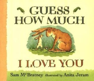 Love Library Guess How Much I Love You, Hug, Love and Kisses by Sam
