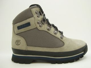 School Little Kids Timberland Euro Trekker Cement Nubuck Hiker Boots